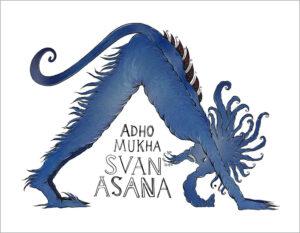 Monster Yoga @ Massage Arkansas